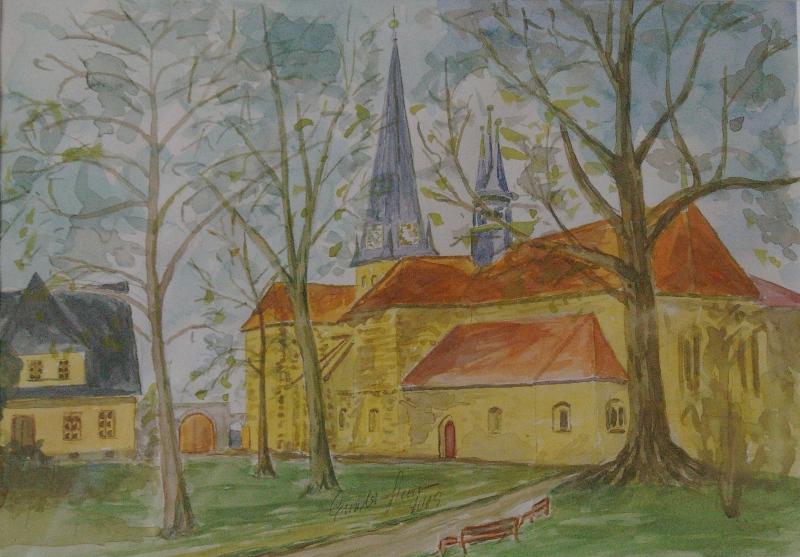 Bildmotiv Kirche Gross Ammensleben